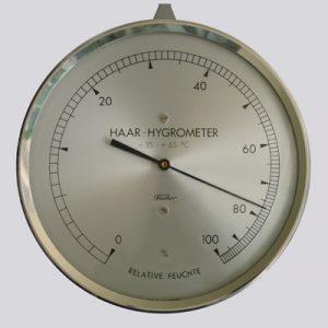 Harhygrometer aus dem Erzgebirge
