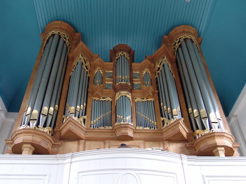 Berner-Orgel 1781