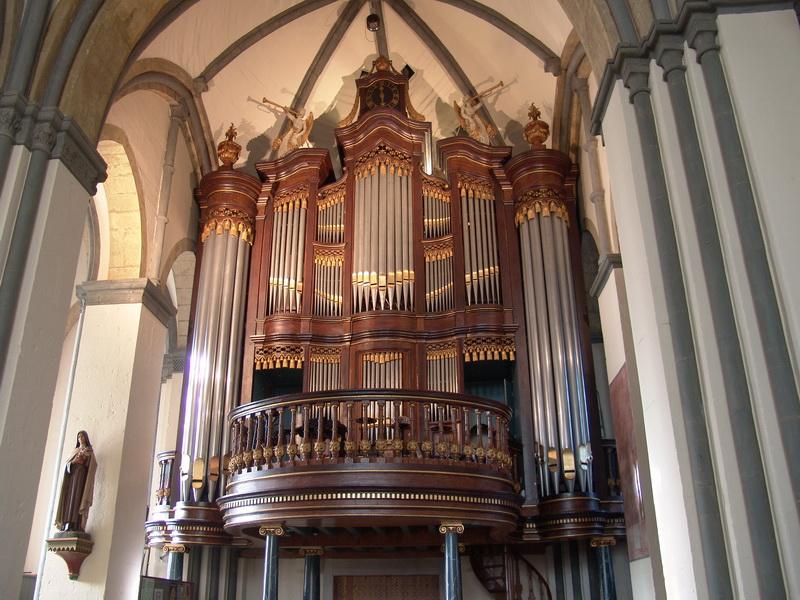 Franz Friedrich Epmann-Orgel 1814