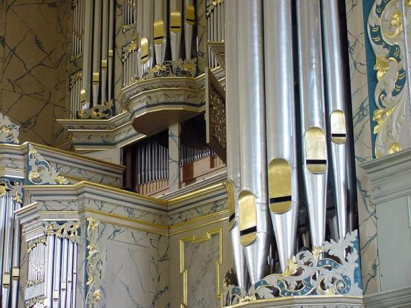 Christian Vater Orgel