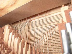 Kommetie Robson Organ Borstwerk