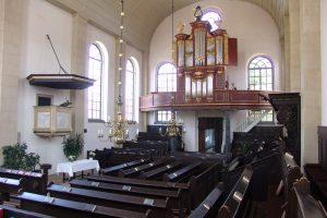 Quellhorst-Orgel 1823