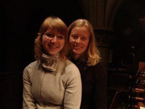 Lynn Wübben und Rahel Deters singen Vivaldi