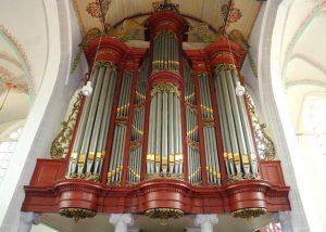 Steenwijk van Oeckelen-Orgel   Foto: D. Sanderman