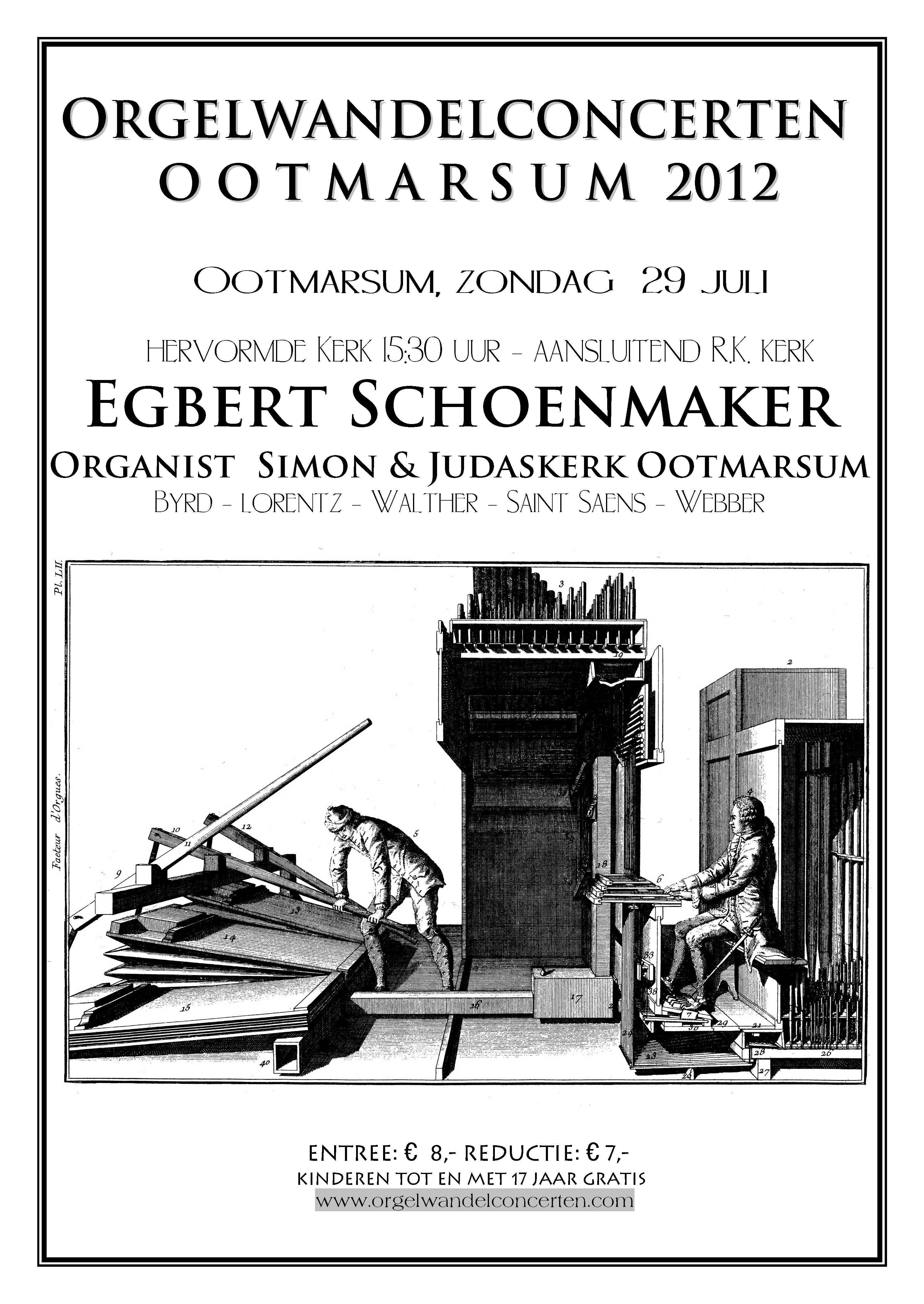 Affiche-Schoenmaker-29. Julii-Ootmarsum 12