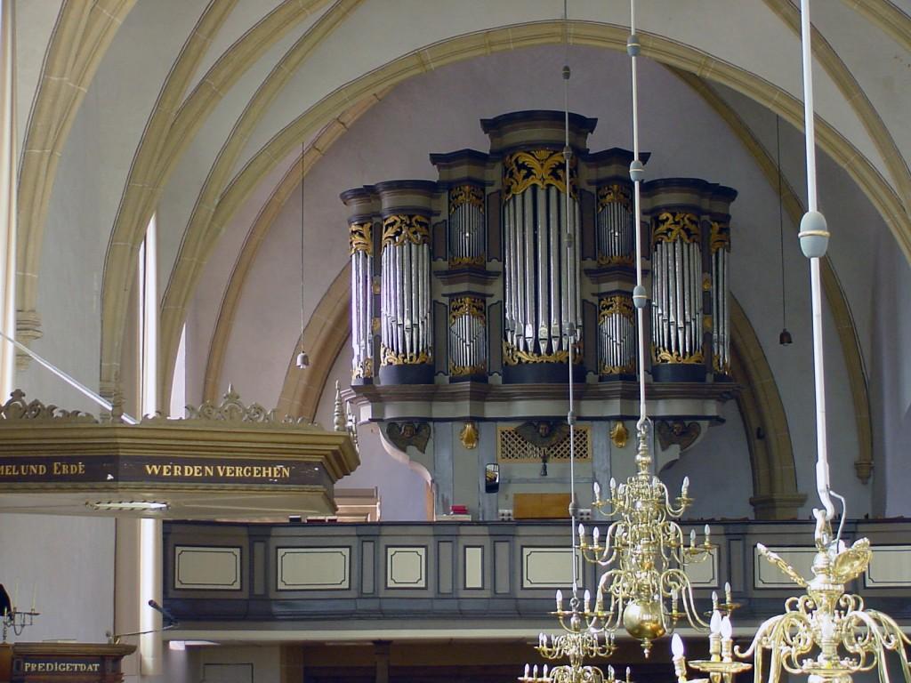 Ahrend-Brunzema Orgel Uelsen