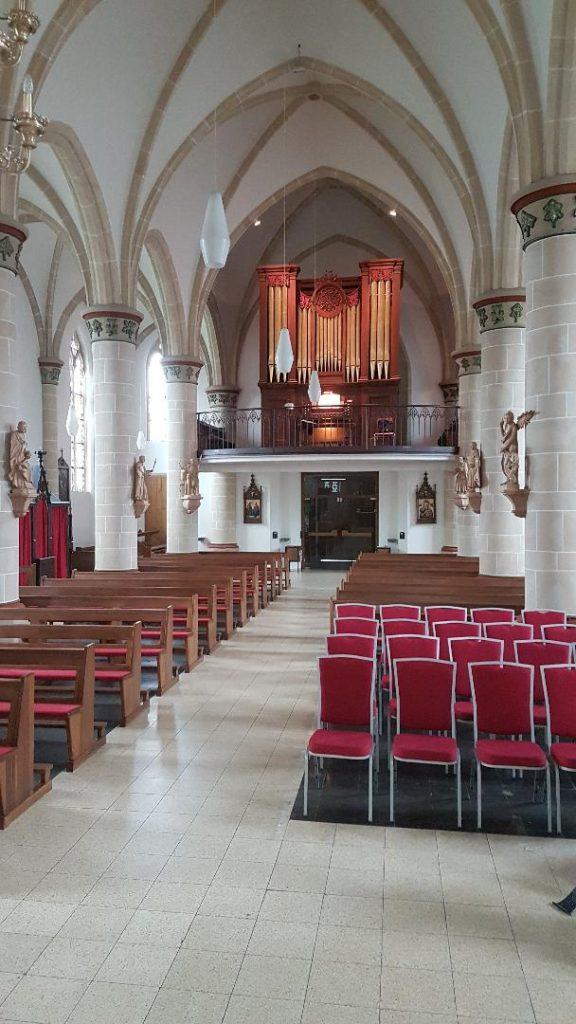 St. Marien Neuenhaus
