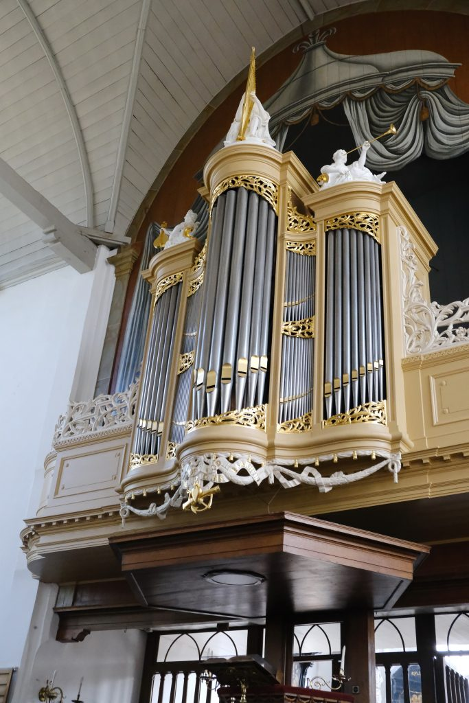 Gideon Bätz-Orgel Pieterskerk Breukelen