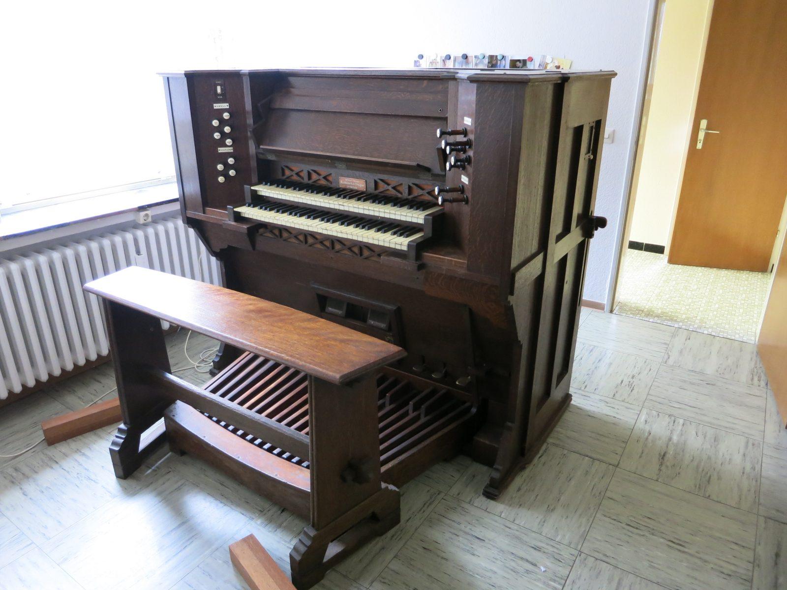 Rushworth & Dreaper Apollo Organ